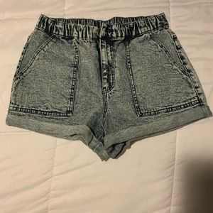 Wild fable jean shorts size small